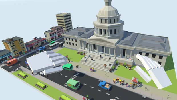 Tiny Town VR Torrent Download