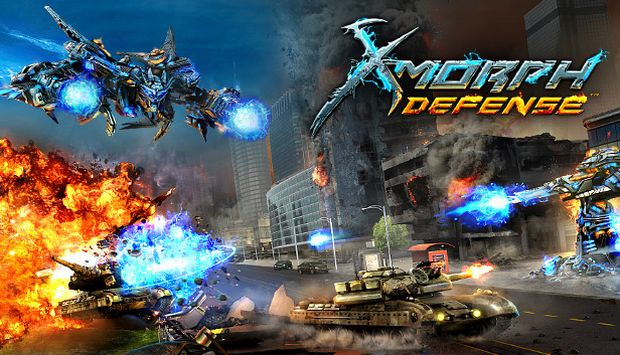 XMorph Defense Free Download - X-Morph: Defense Game Free Download