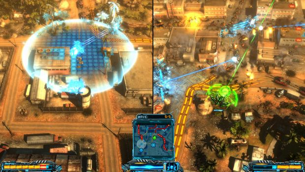 XMorph Defense PC Crack - X-Morph: Defense Game Free Download