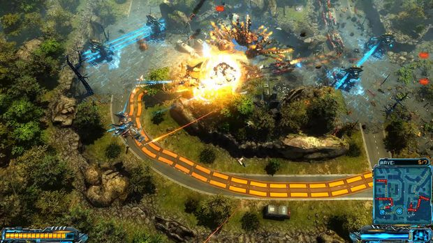 X-Morph: Defense Torrent Download