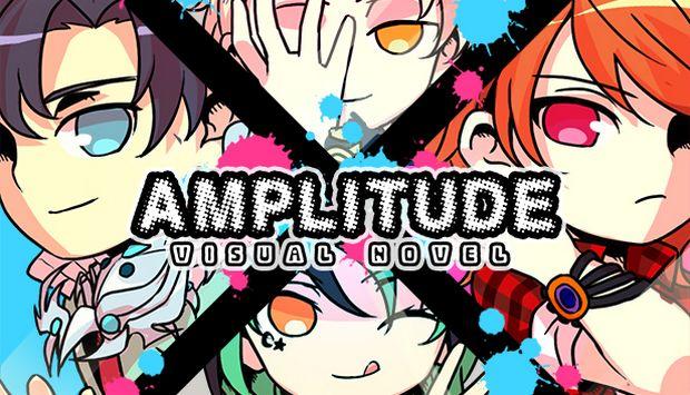AMPLITUDE: A Visual Novel Free Download