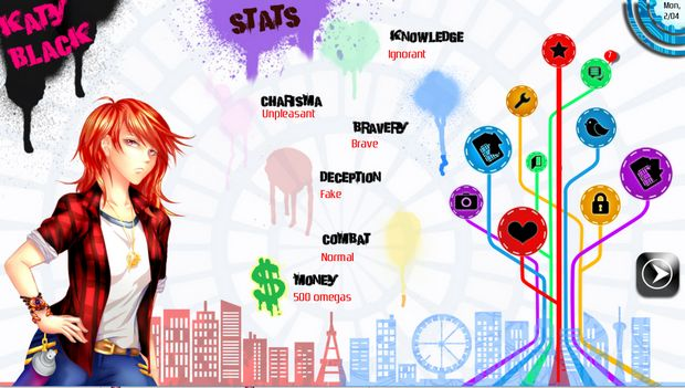 AMPLITUDE: A Visual Novel PC Crack