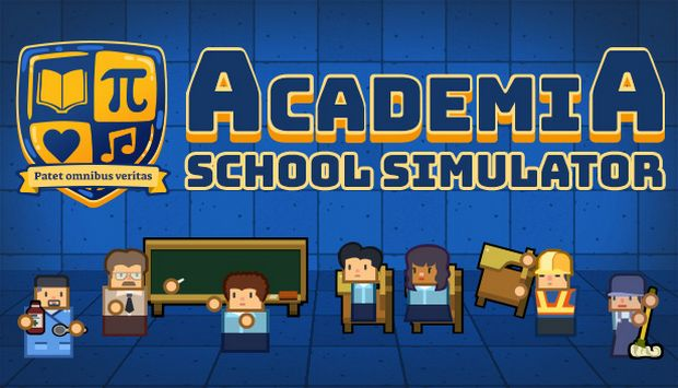 Academia : School Simulator Free Download (v0 3 0) « IGGGAMES