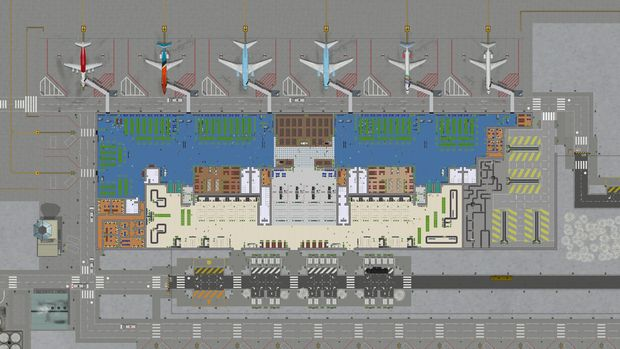 Airport CEO Torrent Download - Airport CEO Free Download