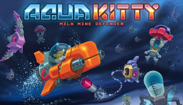 Aqua Kitty - Milk Mine Defender Free Download