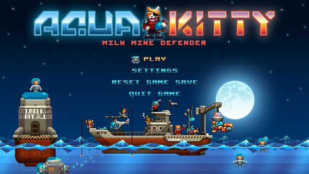 Aqua Kitty - Milk Mine Defender PC Crack