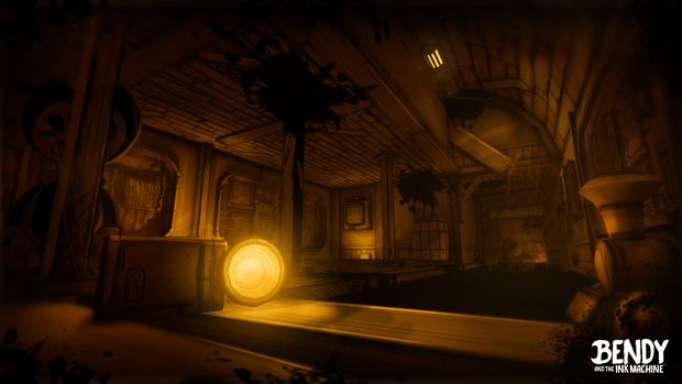 Bendy and the Ink Machine: Chapter Three PC Crack