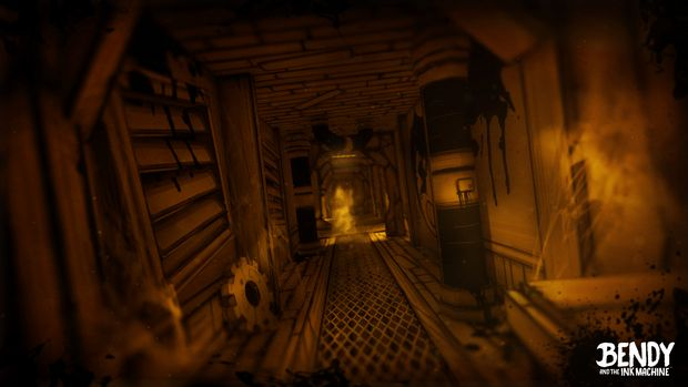 Bendy and the Ink Machine: Chapter Three Torrent Download