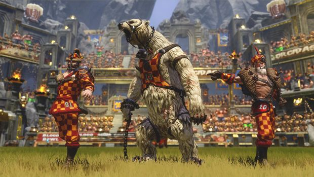 Blood Bowl 2 Legendary Edition Torrent Download