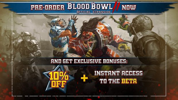 Blood Bowl 2 Legendary Edition PC Crack