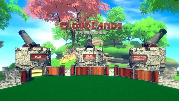 Cloudlands : VR Minigolf Torrent Download