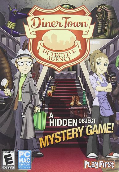 DinerTown Detective Agency Free Download