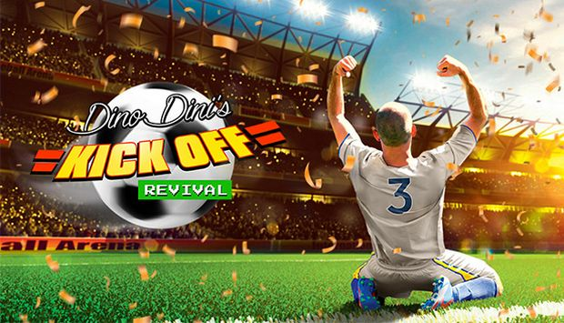 Dino Dini's Kick Off Revival - Steam Edition Free Download