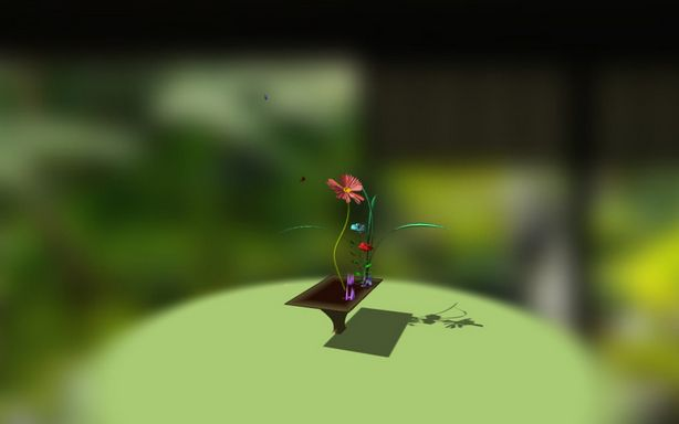 Flower Design PC Crack