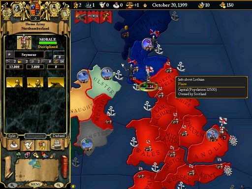 For The Glory: A Europa Universalis Game PC Crack