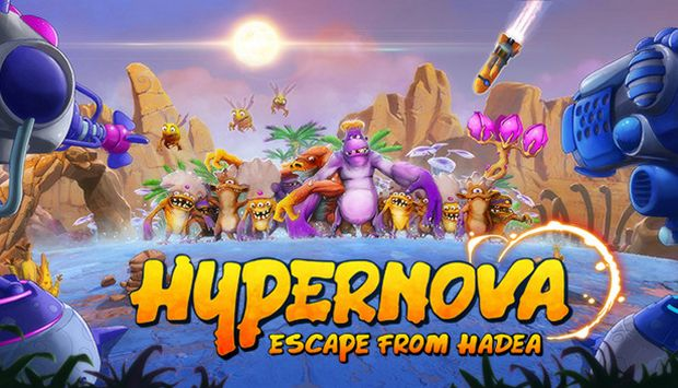 HYPERNOVA: Escape from Hadea Free Download