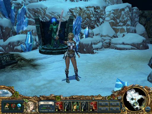 King's Bounty: Armored Princess Torrent Download