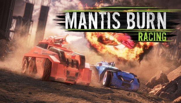 Mantis Burn Racing - Battle Cars Free Download