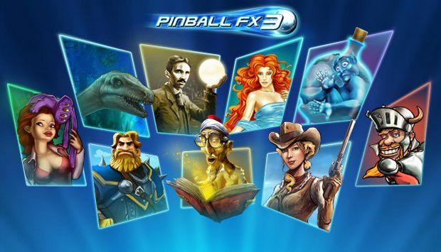 Pinball FX3 Free Download