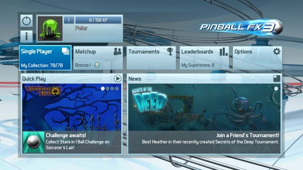 Pinball FX3 PC Crack