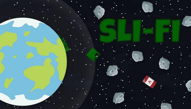 SLI-FI: 2D Planet Platformer Free Download