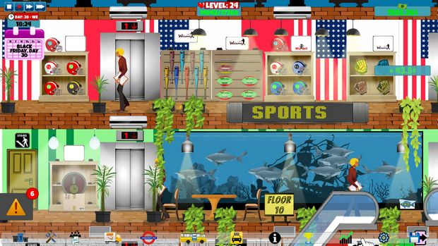 Shopping Tycoon PC Crack