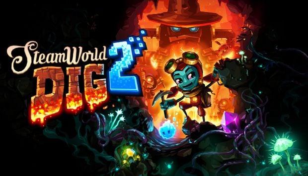 SteamWorld Dig 2 Free Download