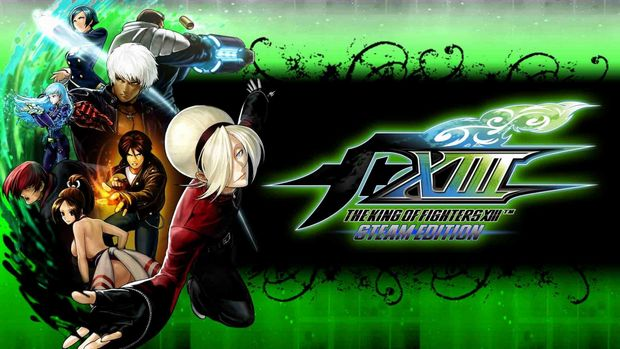 THE KING OF FIGHTERS XIII STEAM EDITION PC Crack