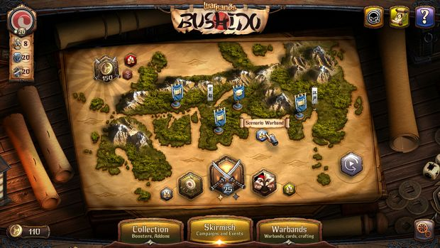 Warbands: Bushido Torrent Download