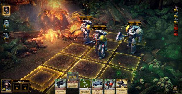 Warhammer 40,000: Space Wolf PC Crack