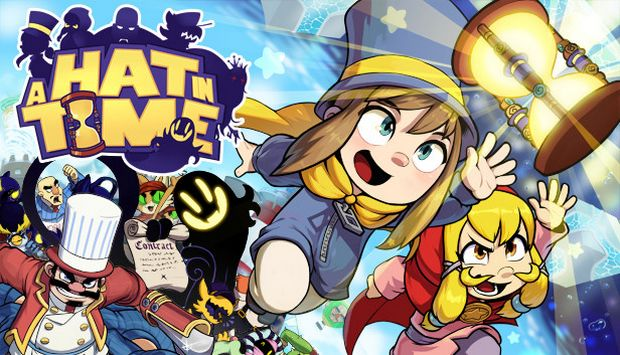 A Hat in Time Free Download