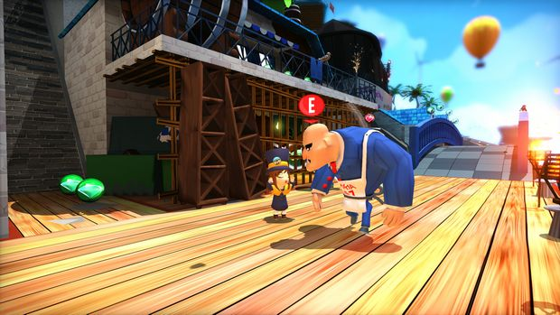 A Hat in Time Torrent Download - A Hat in Time Free Download