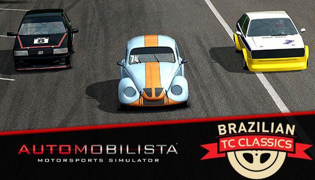 Automobilista Brazilian Touring Car Free Download - Automobilista – Brazilian Touring Car Classics Free Download