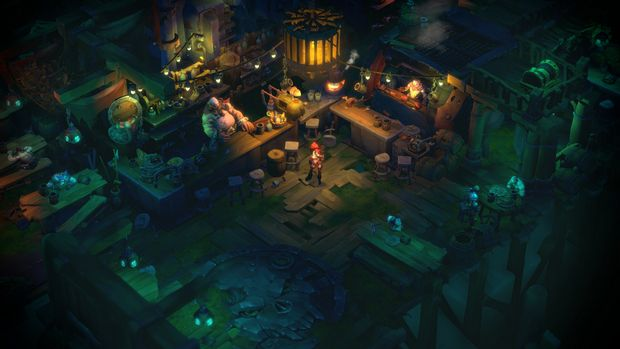 Battle Chasers: Nightwar Torrent Download