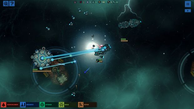 Battlevoid: Sector Siege Torrent Download