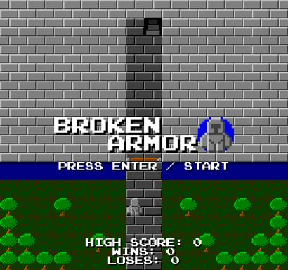 Broken Armor Torrent Download