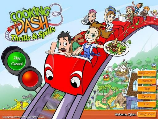 Cooking Dash 3: Thrills and Spills Free Download « IGGGAMES