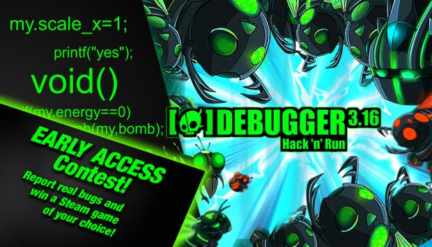 Debugger 3.16: Hack'n'Run Free Download