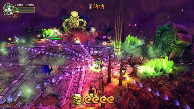Demon's Crystals Torrent Download