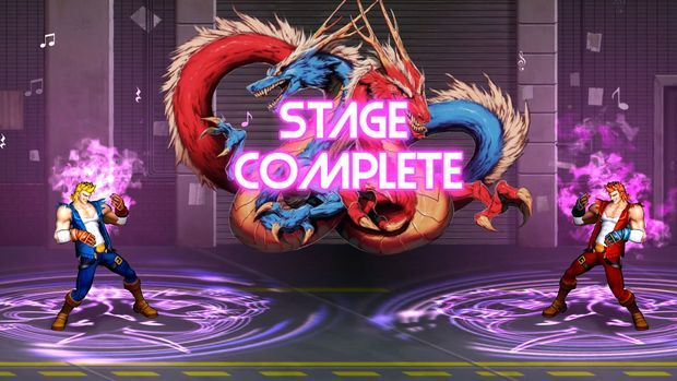 Double Dragon: Neon Torrent Download