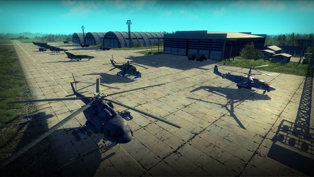 Heliborne Winter Complete Edition PC Crack