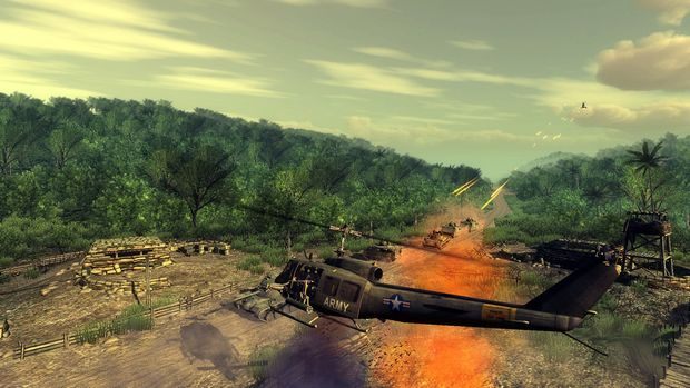 Heliborne Winter Complete Edition Torrent Download