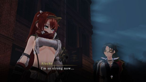 Nights of Azure 2: Bride of the New Moon PC Crack