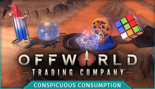 Offworld Trading Company - Conspicuous Consumption Free Download