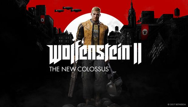 Wolfenstein II: The New Colossus Free Download (ALL DLC