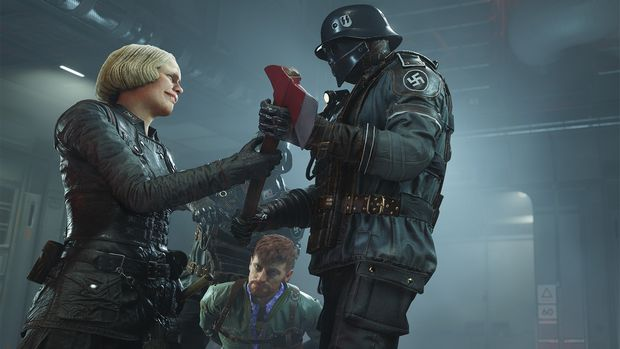 Wolfenstein II: The New Colossus Torrent Download
