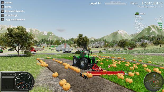 Professional Farmer: American Dream PC Crack
