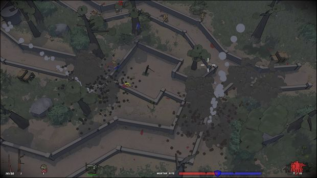 RUNNING WITH RIFLES: PACIFIC PC Crack