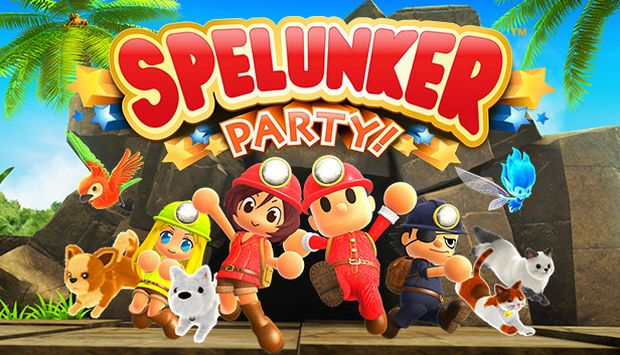 Spelunker Party! Free Download