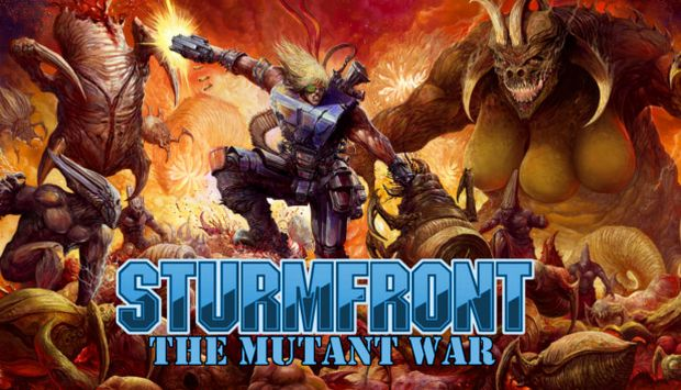 SturmFront - The Mutant War: Übel Edition Free Download
